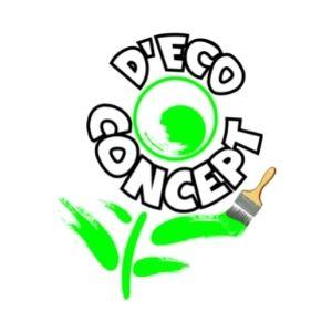 Logo d'eco concept
