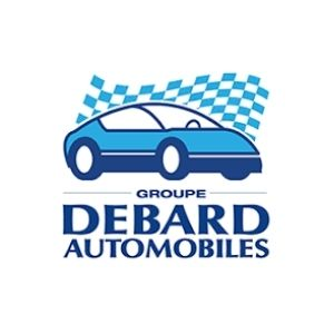 Logo debard automobiles
